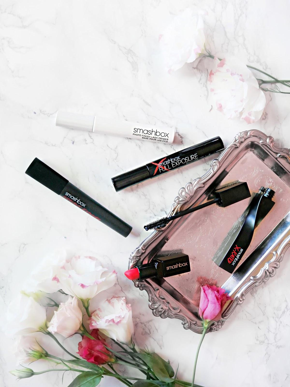 Bat A Lash | Smashbox Cosmetics Mascara Showdown | Full Exposure, X-Rated, Indecent Exposure & Photo Finish Primer Review & Comparisons | labellesirene.ca