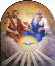 Znalezione obrazy dla zapytania litania do trójcy przenajświętszej