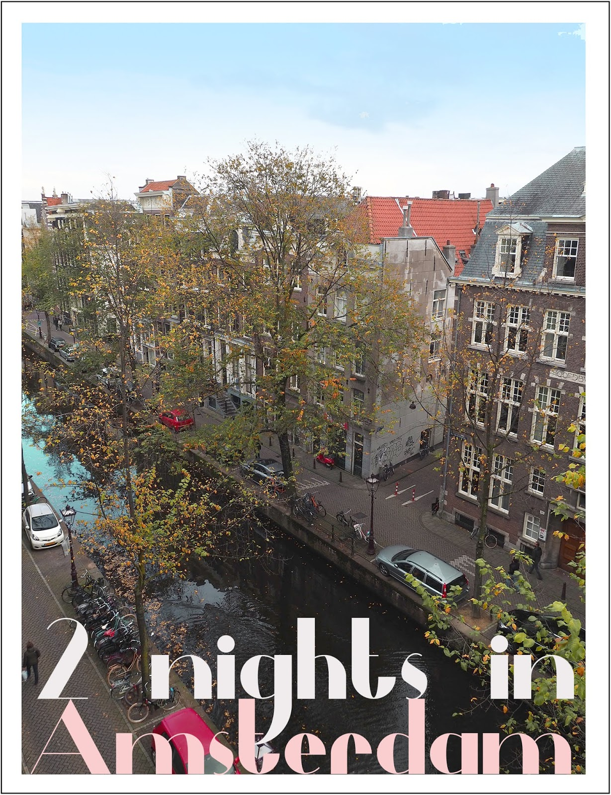 Euriental | luxury travel & style | Amsterdam Guide