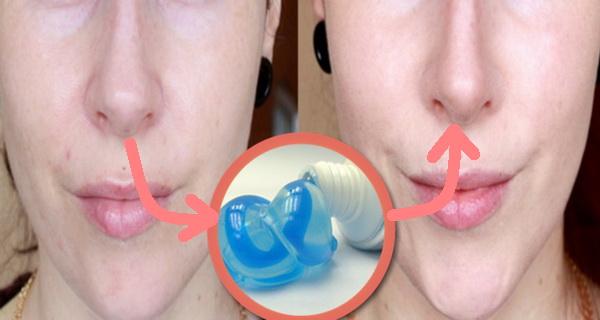 pastade dinti micsoreaza nasul