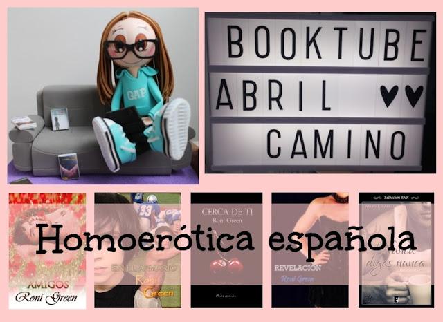 Romántica homoerótica española