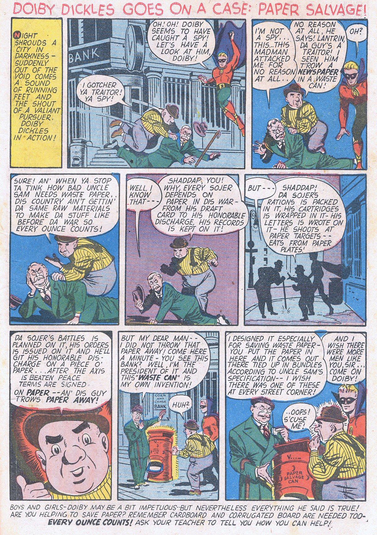 Read online All-Star Comics comic -  Issue #20 - 34