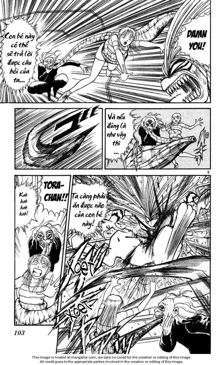 Ushio and Tora Chap 175 - Truyen.Chap.VN