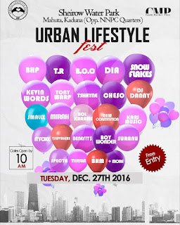 BHP PRESENTS Urban Lifestyle Fest 2016 IN PARTNERSHIP WITH @CMP_KD (CrocCity Market Place)