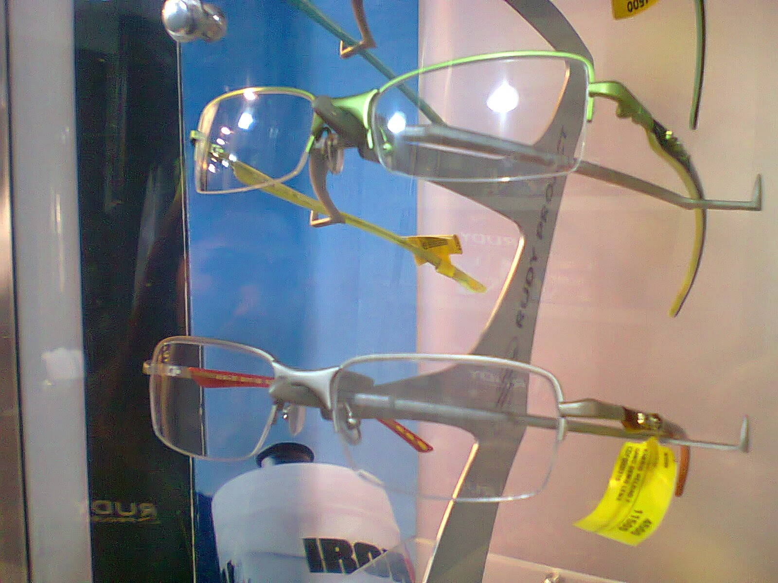 758dbc05ea63 But RUDY PROJECT offers a line of clip on sunglasses or flip-up shades for  prescription glasses.