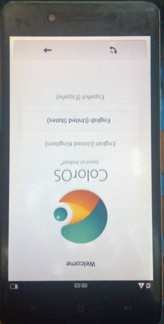 GSM-Ab Malek: Oppo A33F Display Inverted Fix Flash File Stock Rom