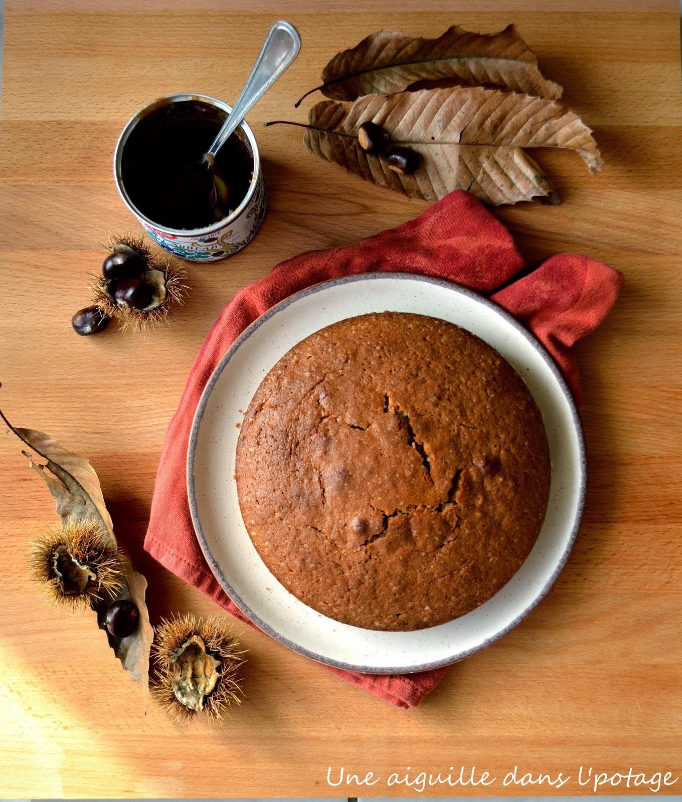 Gâteau-ardéchois-crème-marron