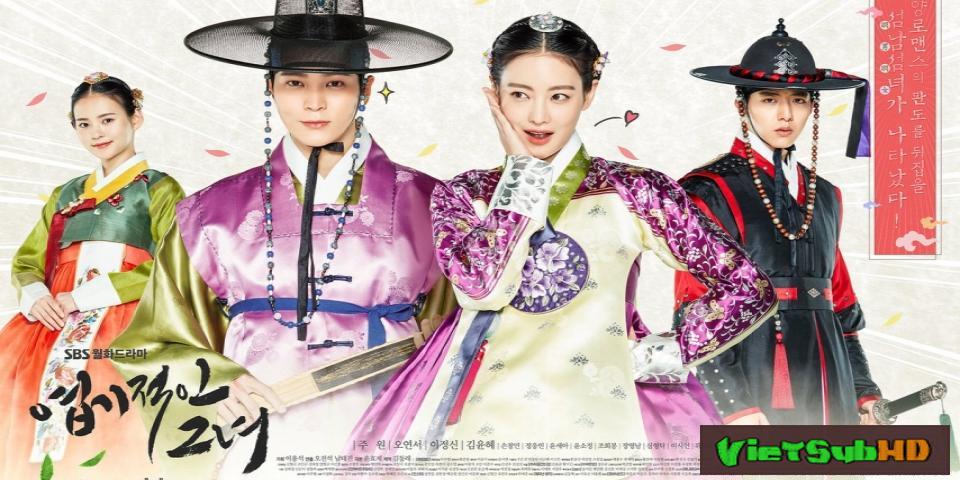 Phim Công Chúa Ngổ Ngáo Tập 32/32 VietSub HD | My Sassy Girl (drama) 2017