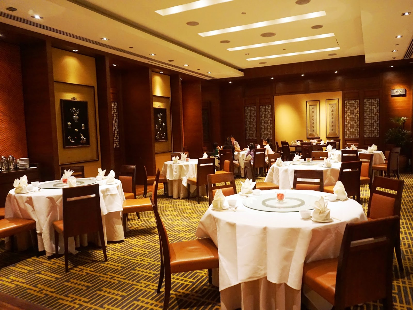 Pinkypiggu Tien Court 天厨 Copthorne King S Hotel Usher In The Year Of Monkey With A Sumptuous Feast