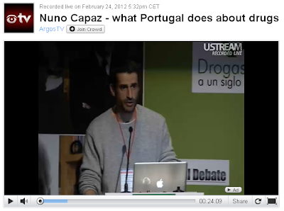 Video: what Portugal does about drugs