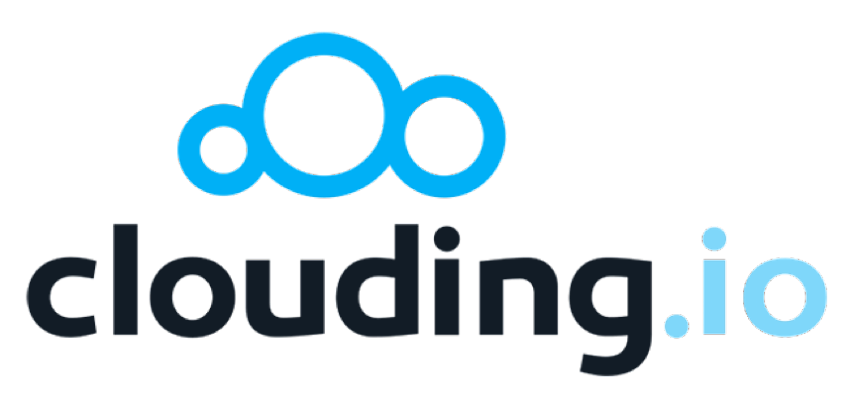 Logo de Clouding.io