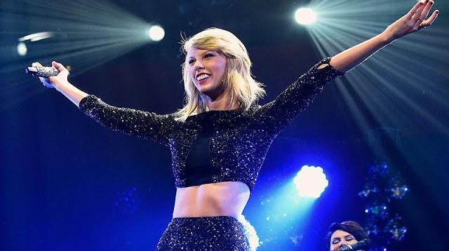 Taylor Swift sử dụng công nghệ nhận dạng khuôn mặt trong concert của mình