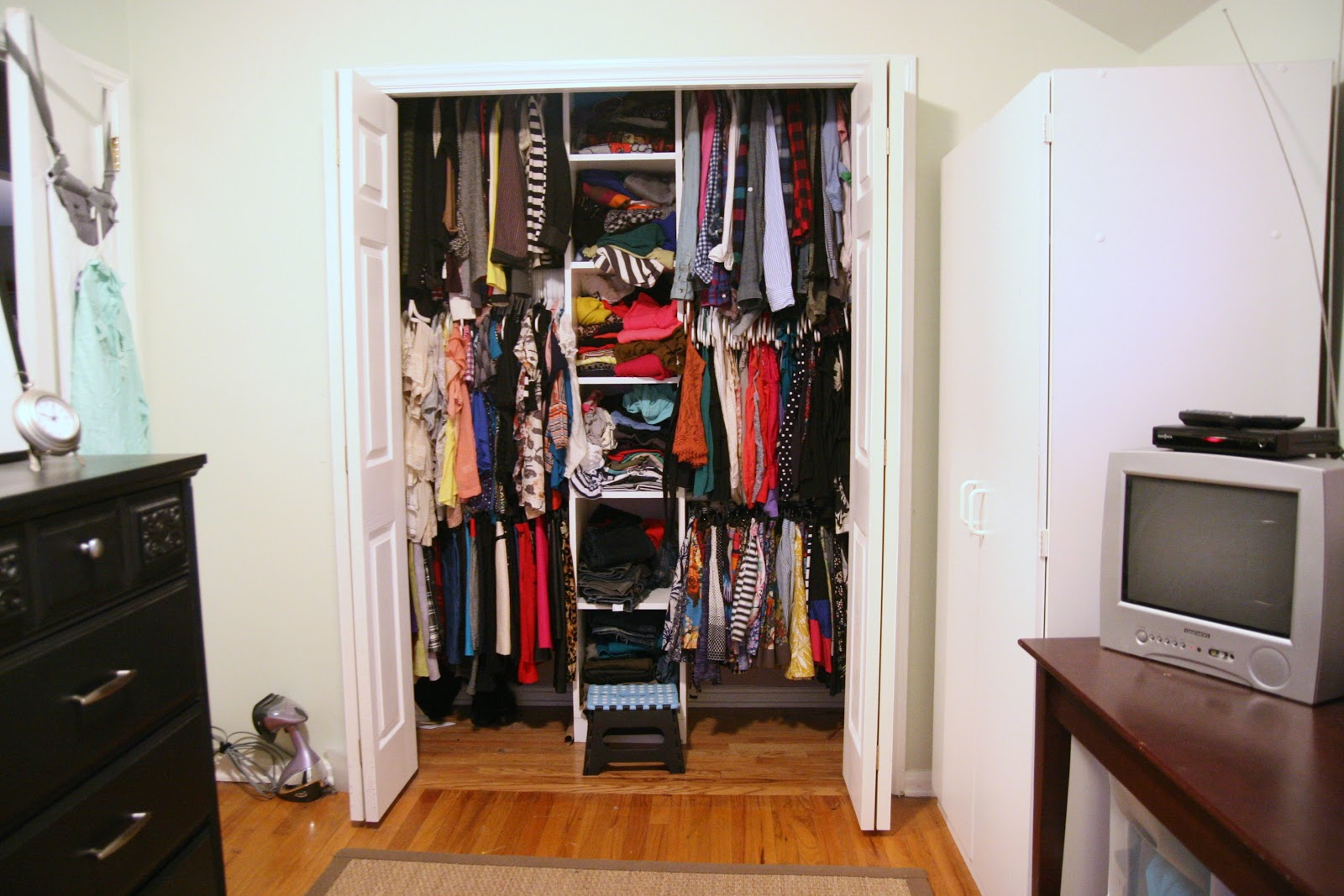 Ikea Westchester Thrift And Shout: A Peek Into My Closet Room