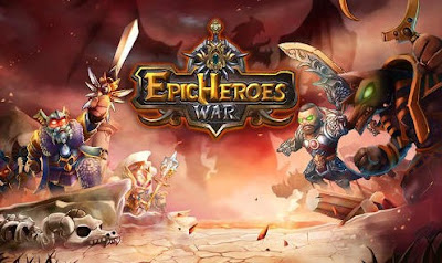 Epic Heroes War for android