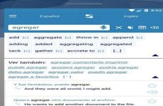 Reverso Context: permite traducir palabras y expresiones en contexto en inglés, francés, italiano, ruso, alemán y otros idiomas