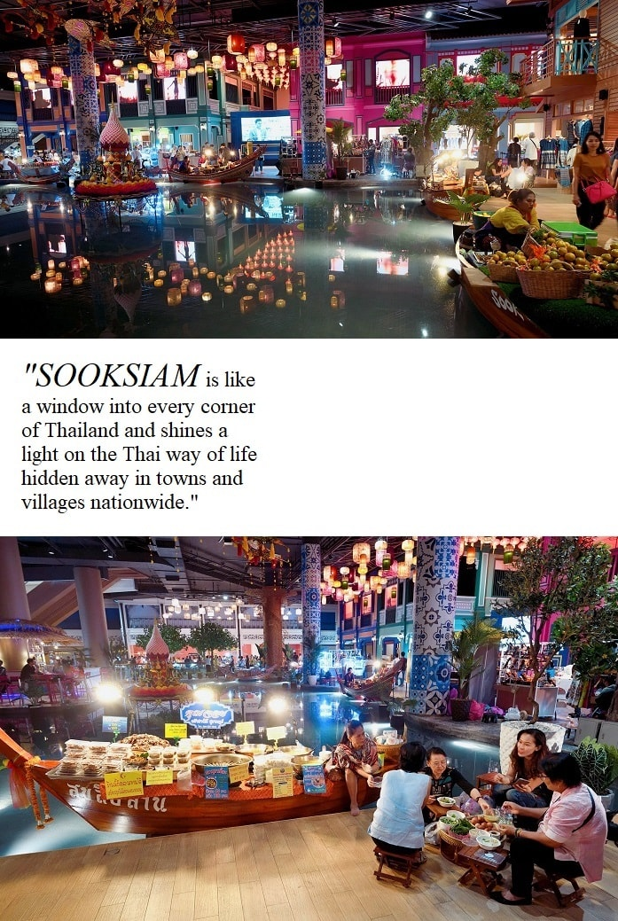 SookSiam, ICONSIAM, Thailand Travel, Thailand shopping destination