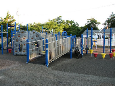West Dennis Community Accessible Play Area