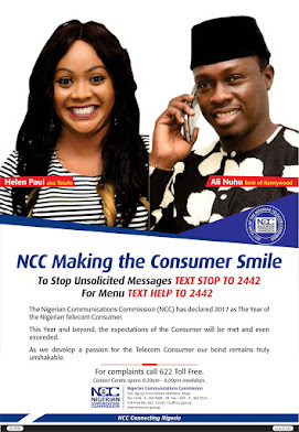NCC Making the Consumer Smile