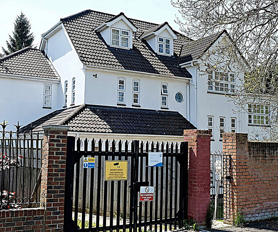 Luxurious Mansions Owned By Some Nigerians, Including