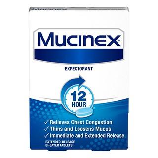 Review: Mucinex Maximum Strength & Mucinex DM Maximum