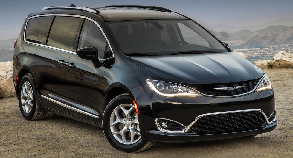 Chrysler Pacifica Touring Plus Trim Announced With Extra Features