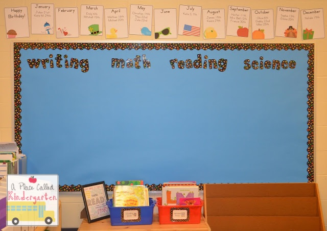 Kindergarten Anchor Charts That Are Ready To Print And Use These Chart For