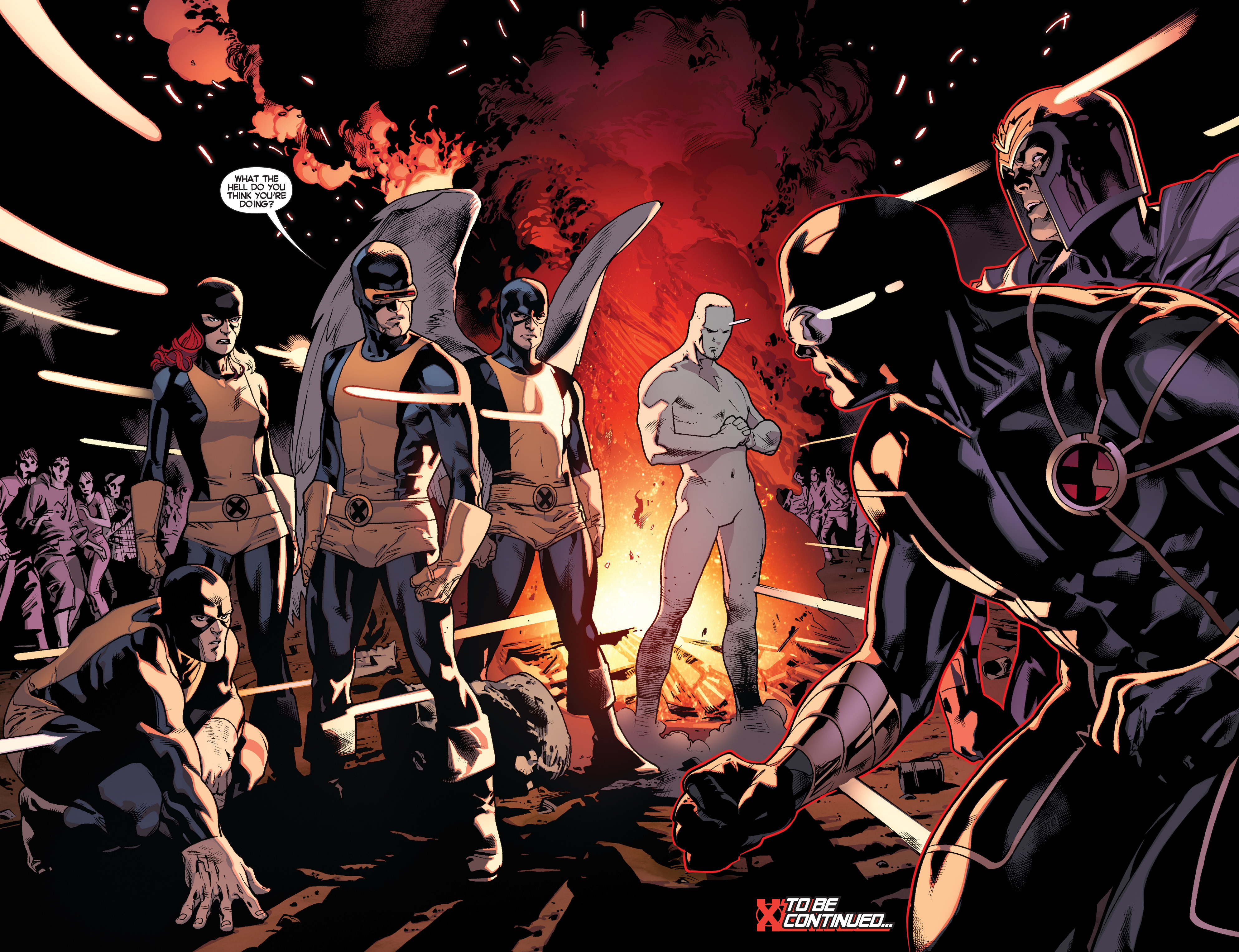 Read online All-New X-Men (2013) comic -  Issue # _Special - Yesterday's X-Men - 64