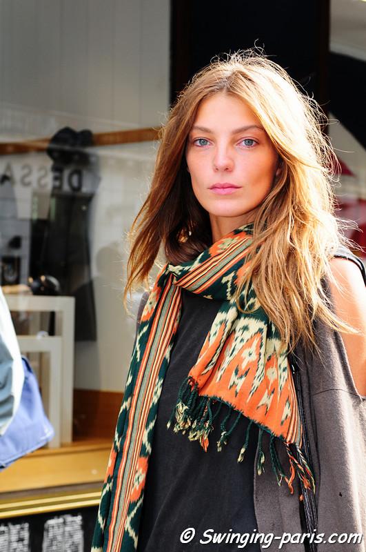 Daria Werbowy Shines On Fashion Canada S October 2013: Styledeityinathens: Prints