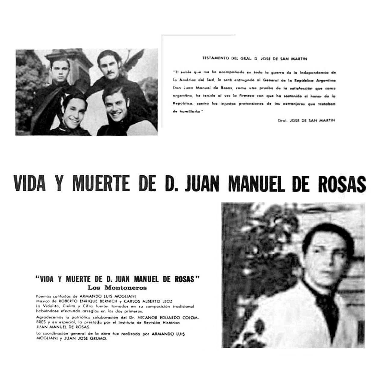 Folklore del NOA: LOS MONTONEROS Relatos