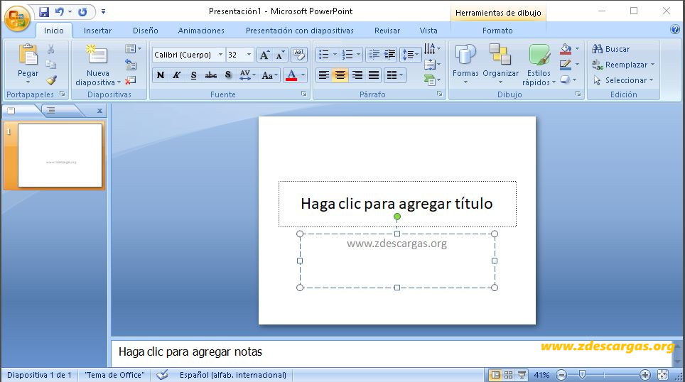 Microsoft Office 2007 Full Español