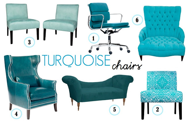 The Decorista-Domestic Bliss: turquoise