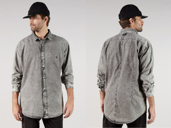 Camisas masculinas Comfort, Regular, Classic Fit
