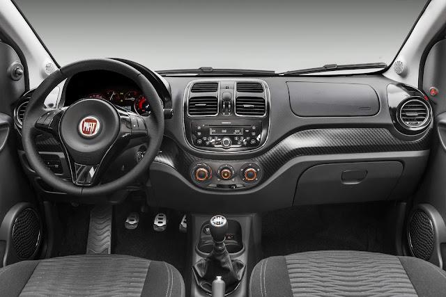 Novo Fiat Palio 2017 - aumento de preço