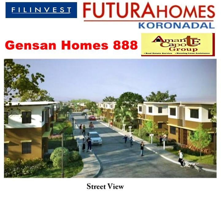 gensan homes 888 futura homes koronadal koronadal city