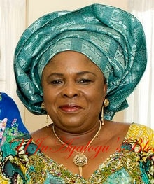 Breaking News: Court Unfreezes Patience Jonathan's 16 Bank Accounts
