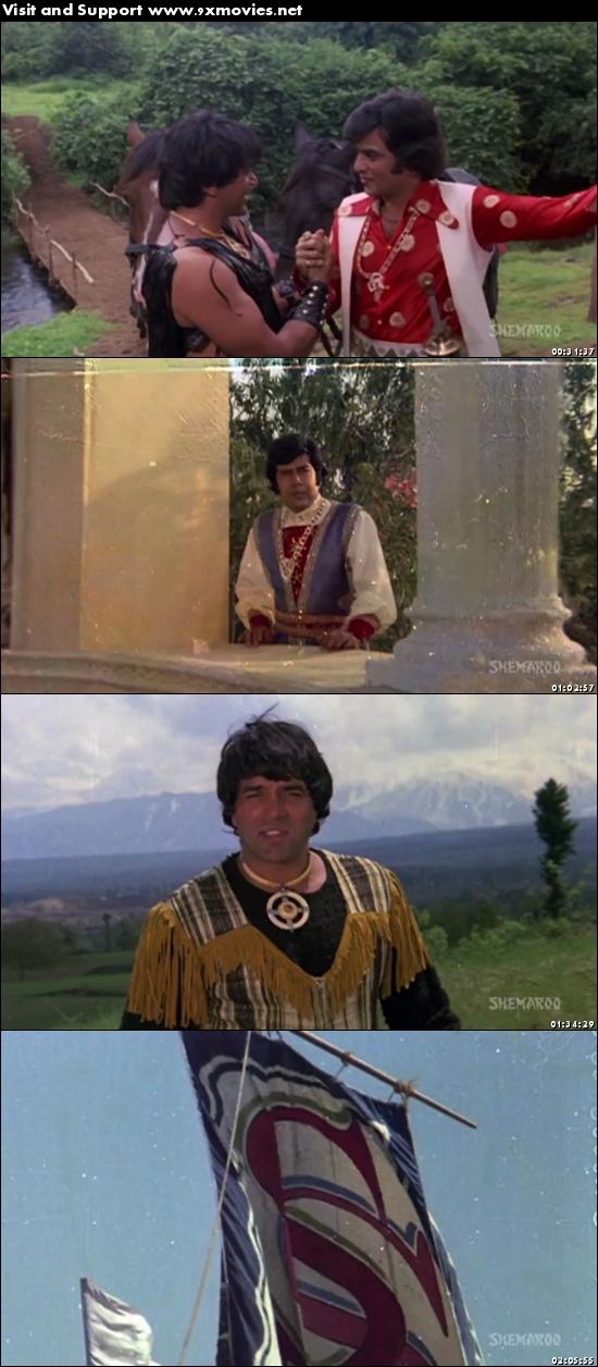 Dharam Veer 1977 Hindi 720p WEB-DL