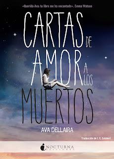 Reseña | Cartas de amor a los muertos by Ava Dellaira