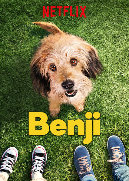 Benji [2018] [DVDR] [NTSC] [CUSTOM HD] [Latino]