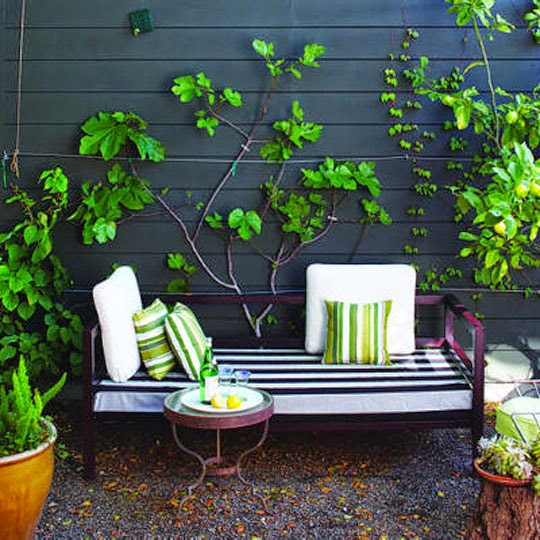 cool patio spaces