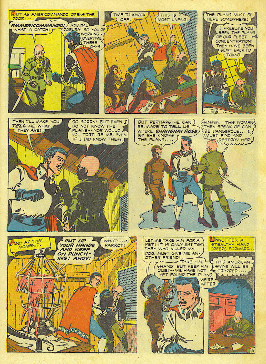 Read online Action Comics (1938) comic -  Issue #67 - 43