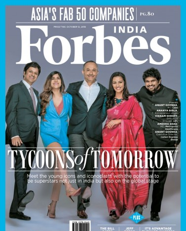 Forbes India Edition Free October 2018 Online - Download