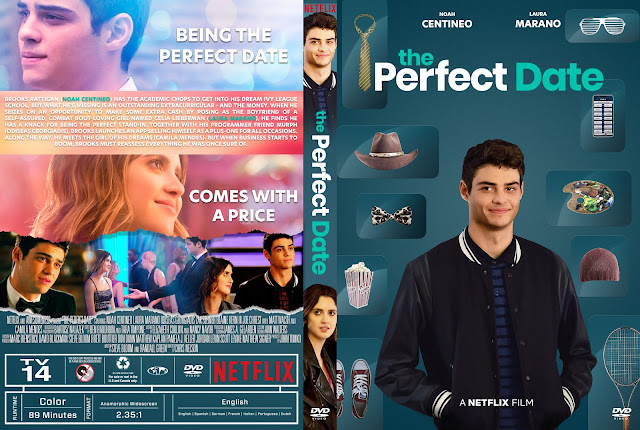 The Perfect Date DVD Cover