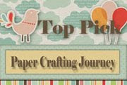 ♥ Top 3 bei Paper Crafting Journey   /  Mai 2013 ♥