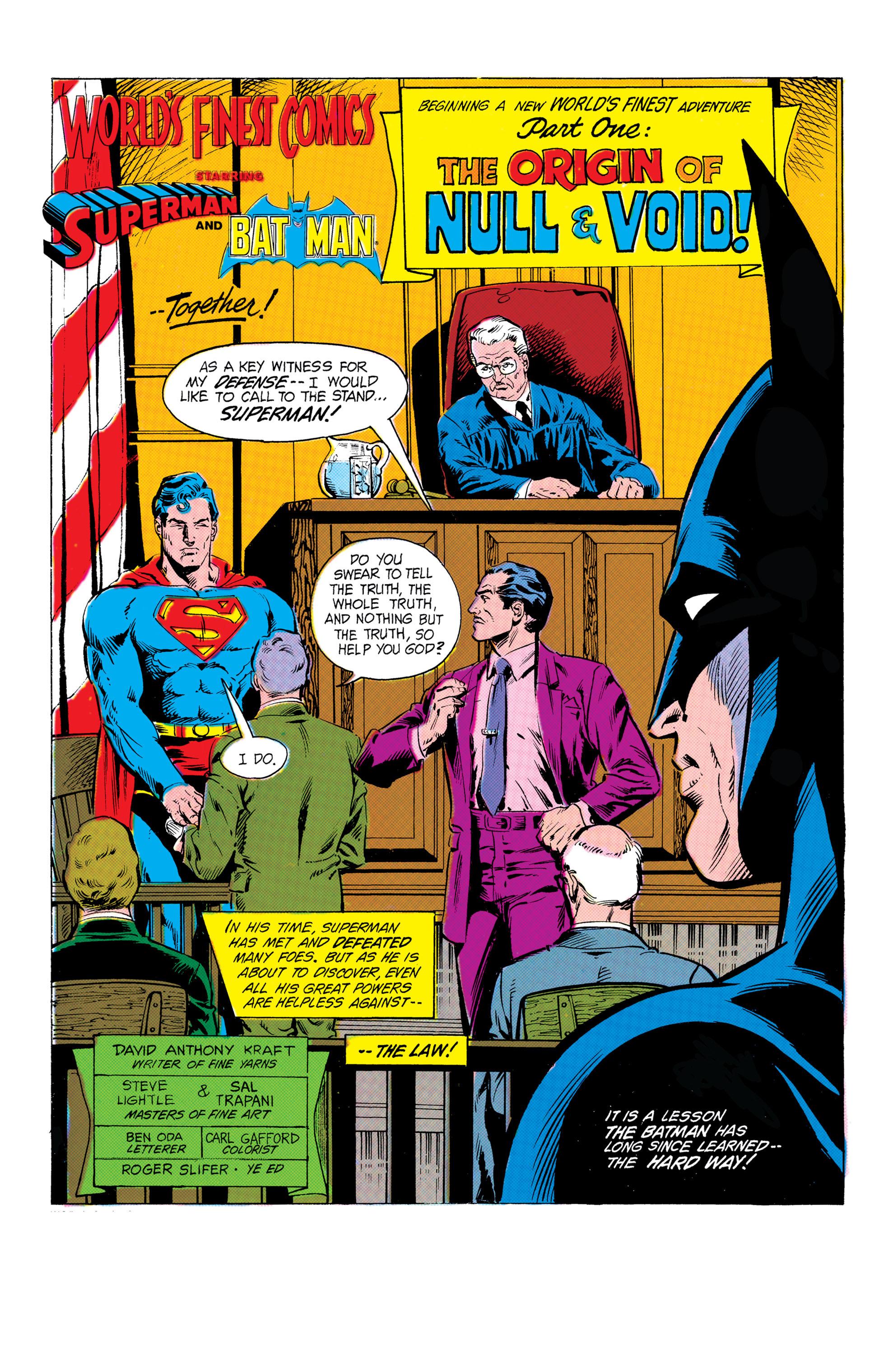 Read online World's Finest Comics comic -  Issue #304 - 2