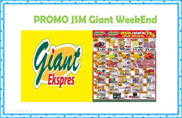 promo jsm giant