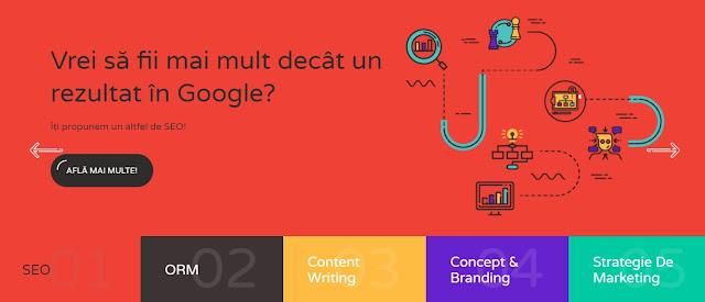 Vrei sa fii mai mult decat un rezultat in Google?