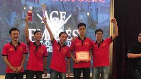 Thế 'chân vạc' của AoE Việt Nam