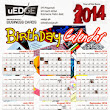 2014 Calendars with Personalizations