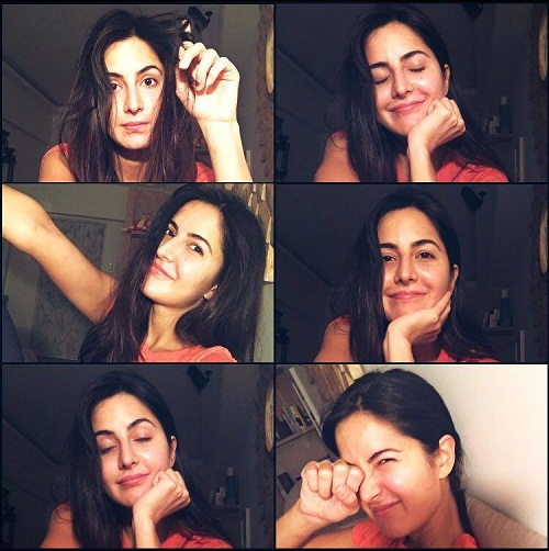 Katrina Kaif Share Cute Photos on Instagram