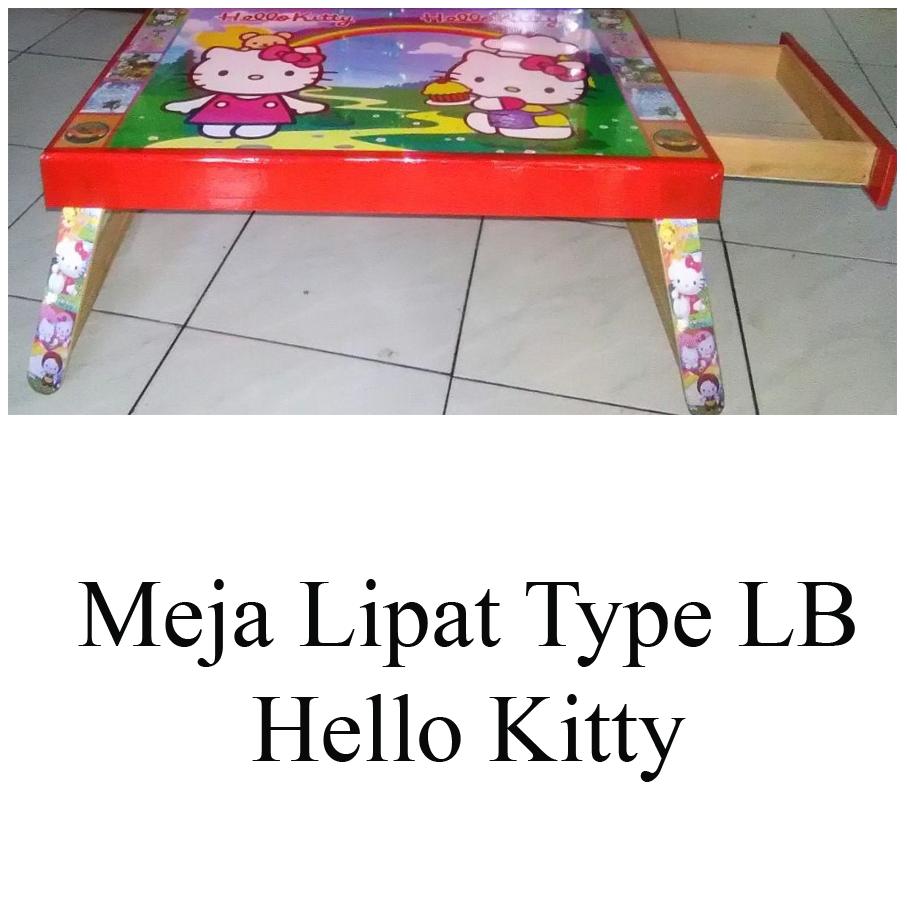 Meja Lipat Anak Karakter Hello Kitty Belajar Jakarta Harga Yang Terjangkau Sangat Memungkinkan Untuk Dimiliki Oleh Semua Lapisan Masyakarat